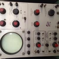 Oscilloscopio - Tektronix